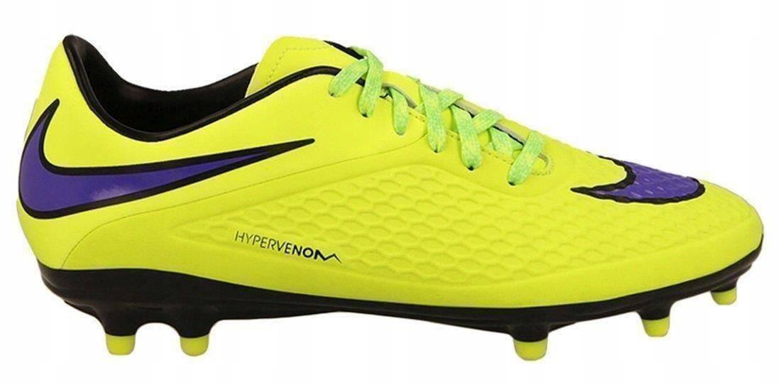 Buty Nike Hypervenom Phelon Fg 599730 758 41 Odziez I Obuwie Obuwie Buty Pilkarskie Korki